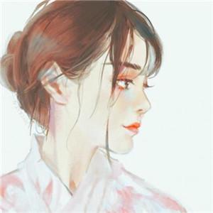 唯美小清新手绘女生头像.jpg
