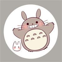 可爱又搞笑的龙猫.jpg