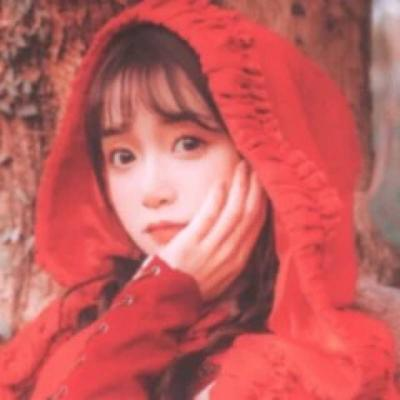 可爱红衣女生头像.jpg