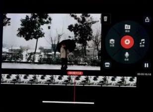 抖音控雪拍抖音控雪教程三星i9001教程机刷图片