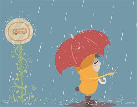 我害怕大雨啊我還是留著短頭發 是什么歌?原唱、翻唱、歌曲信息