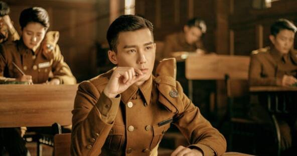 烈火軍校紀瑾是誰扮演的 紀瑾和沈君山是什么關系