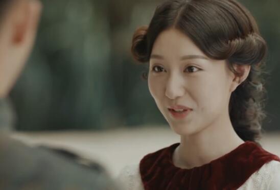 烈火軍校譚小珺是誰演的 譚小珺和謝襄是什么關系