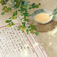 適合日常寫手帳聽的歌曲,安靜的調調讓你放松心情