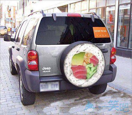 国外吃货微笑姐吃寿司 吃货在线—是有多喜欢寿司。。。