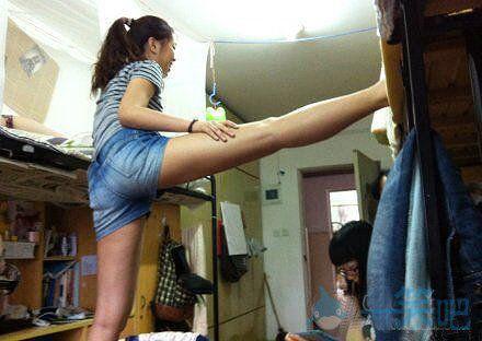 瘦腿方法 听说这样可以瘦腿