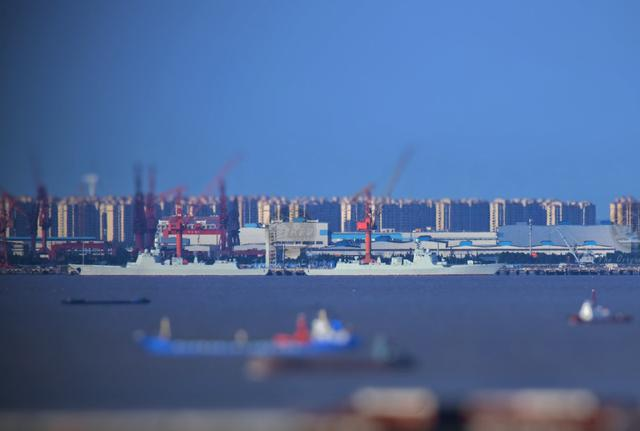中国核潜艇数量实力_今年中国下水23艘新舰,吨位相当于整个澳大利亚海军 - 新闻头条